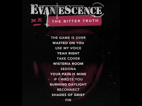 Evanescence's new album Bitter End appears to have Nov 21st set as release date..!