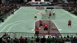 NBA 2k10 Street Ball MOd PC Gameplay