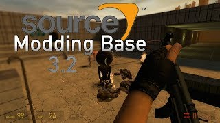 Source Modding Base 3.2 FULL Demonstration