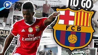 Le Barça proche d'une deuxième recrue | Revue de presse