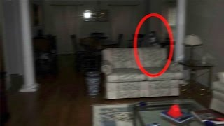 Top 5 Ghost Videos | Real SCARY GHOST Videos Caught On Tape | WARNING