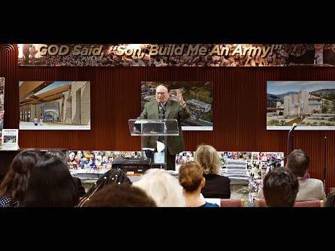 Morris Cerullo's Good Friday Service in Chapel