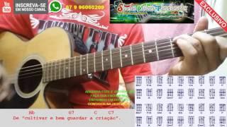 Baixar HINO DA CF 2017 -  VIDEO AULA DE VIOLÃO  PLAYBACK MIDI