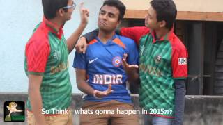 Mauka Mauka | Reply from Bangladesh| Ban vs IND | Cricket WorldCup 2015 QuaterFinal