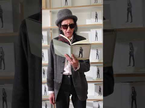 John Cooper Clarke performs 'I Wrote the Songs' from The Luckiest Guy Alive.
