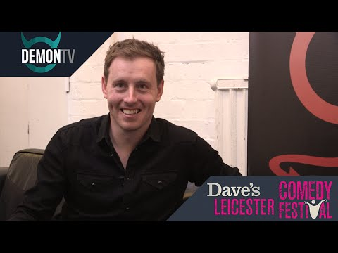 Andrew Ryan Interview - Dave's Leicester Comedy Festival Preview
