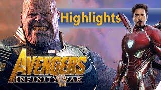 Wer stirbt und wer lebt in Avengers 3? | Die besten Momente aus Infinity War
