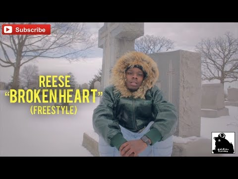 Reese - Broken Heart (Freestyle) (Official Video) Shot By @SoldierVisions