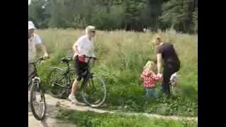 Велопробег в алешкино. Поддержка Сергея Собянина.