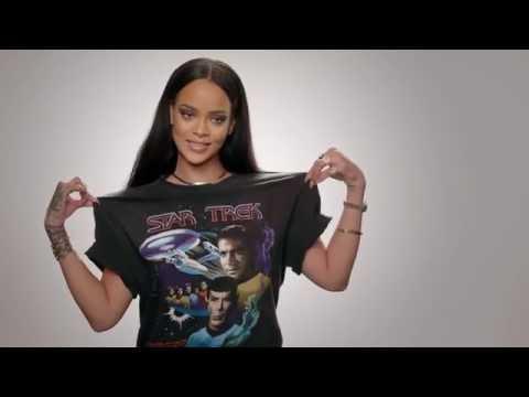"""Featurette """"Rihanna über Sledgehammer und Star Trek"""" [HD]"""