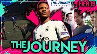 FIFA 19: THE JOURNEY 3 CHAMPIONS | MIT JIM HUNTER SPIELEN !! 😱🔥 | Deutsch Part 1