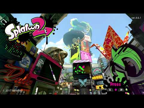 How to get the Free Bomb Defense Up DX Chunks (Splatoon 2)