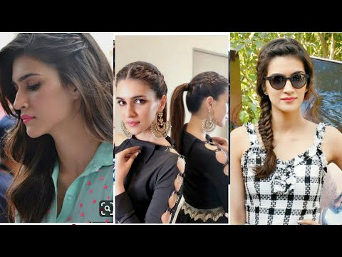 easy-everyday-college-hairstyles-inspired-by-kriti-sanon/kriti-sanon-hairstyle|hairstyles-2019