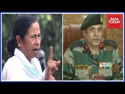 Mamata Vs Military: India Today Accesses Clinching Documents That Prove TMC Wrong