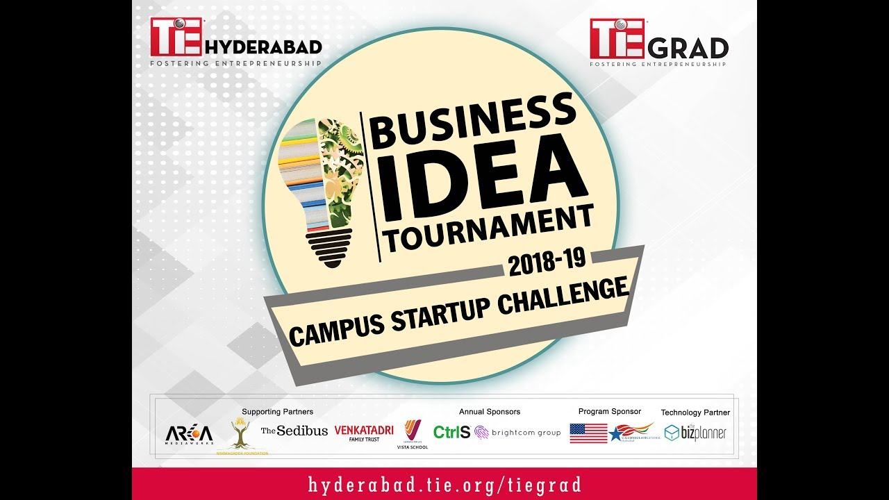 TiE Hyderabad – Global Entrepreneurship Organization