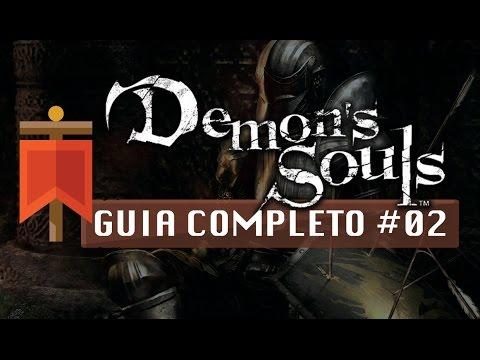 Demon's Souls - Guia Completo #02 - 1-1 Boletarian Palace