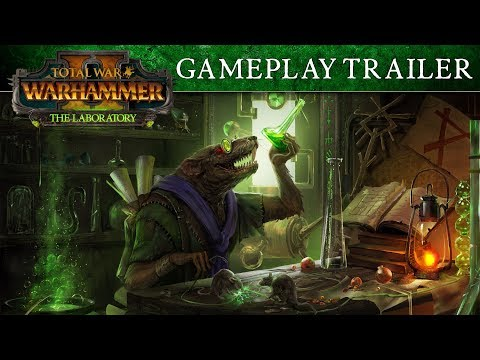 Total War: WARHAMMER 2 - The Laboratory Gameplay Trailer