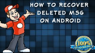 how to recover deleted messages on android phone in hindi urdu