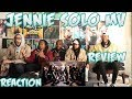 Jennie - Solo MV Reaction/Review Blackpink