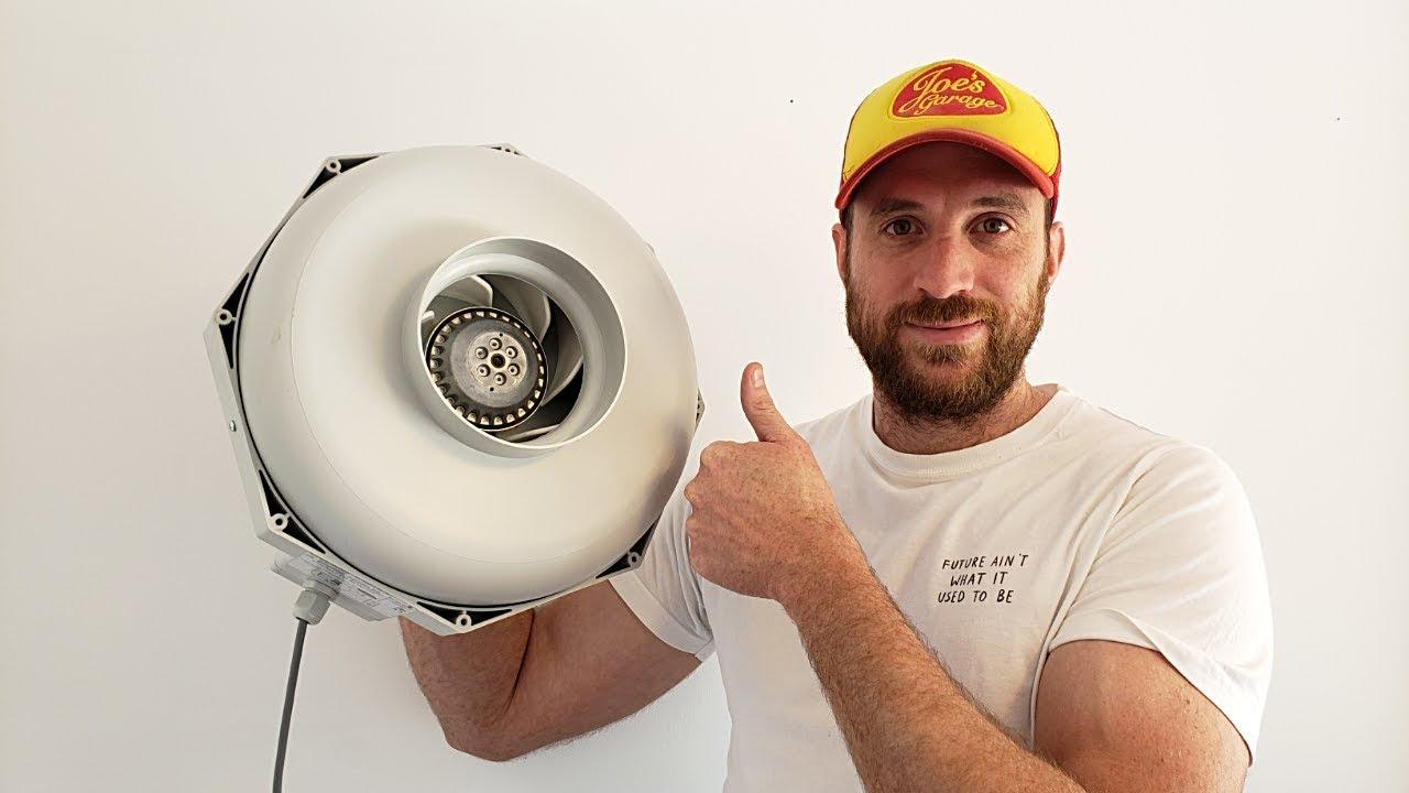mushroom growing exhaust fan replacement mushroom fruiting chamber ventilation