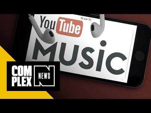 YouTube Unveils Plans for Relaunch of Music Streaming Service