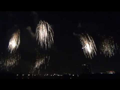 Pains Fireworks: Great Britain - Casino du Lac Leamy Fireworks 21st August 2013