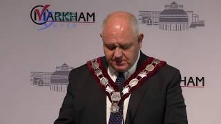 20171002, Markham, Mayor, Comment, Dirty Chinese Restaurant, video game