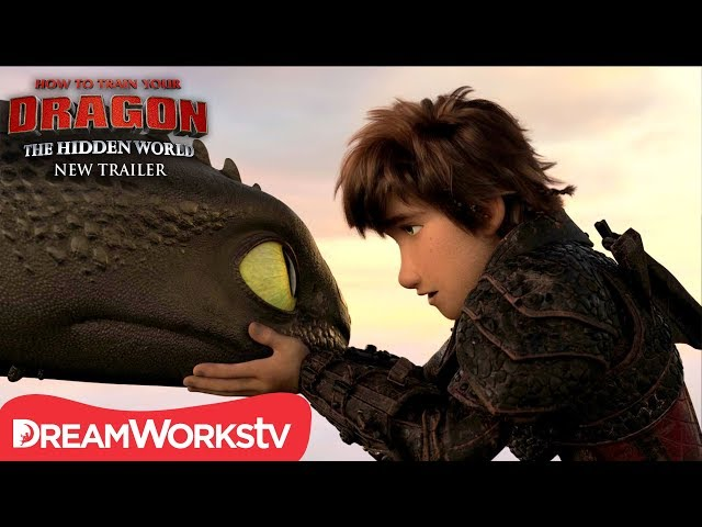 HOW TO TRAIN YOUR DRAGON: THE HIDDEN WORLD | Official Trailer 2