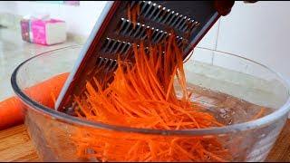 胡萝卜最好吃的做法,不炒不炖不凉拌,这样做比吃肉都香,超简单