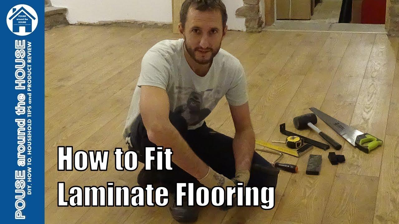How To Install Laminate Flooring Laminate Floor Installation Made Easy For Diy Beginners