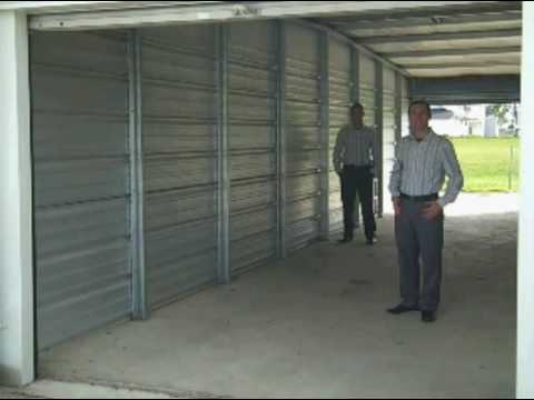 Community Storage 10x40 Storage Unit Youtube