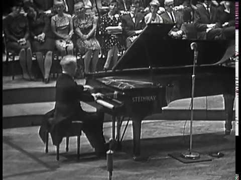 Arthur Rubinstein Live Recital Warsaw  1966. Schubert  B flat Sonata D960 and Schumann Carnaval Op 9