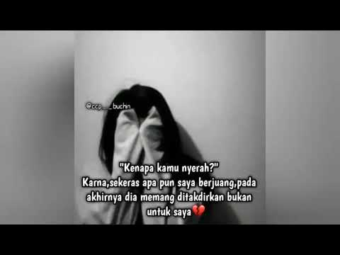 Kumpulan Ccp Teks Sad Part 6 Bhs Indonesia Youtube