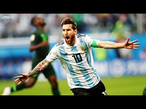 Lionel Messi ● World Cup 2018 ● Argentina's Leader HD
