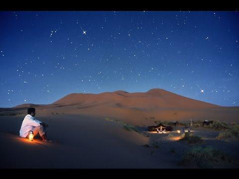 Marocco Sahara |  Erg Chebbi Dunes  Merzouga |  (4K Ultra HD)