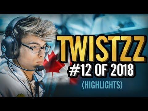 Twistzz - Astralis' Worst Nightmare? - HLTV.org's #12 Of 2018 (CS:GO)