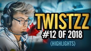 Twistzz - Astralis' Worst Nightmare? - HLTV.org's #12 Of 2018 (CS:GO)