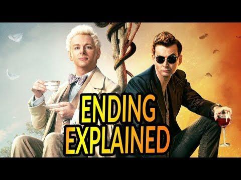 GOOD OMENS Ending Explained!
