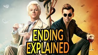 GOOD OMENS Ending Explained!