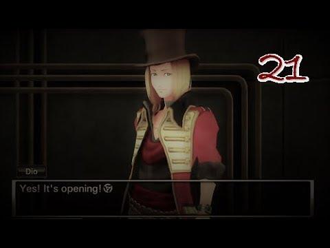 DEAD END #4: DIO SMELLS LIKE B.O. DX- Blind Let's Play Zero Escape: Virtue's Last Reward Part 21