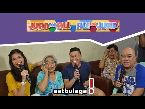 Juan For All, All For Juan Sugod Bahay   January 10, 2018