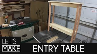 [Let's Make] Entry Table