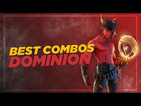 Best Combos | Dominion | Fortnite Skin Review