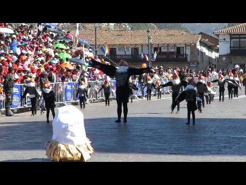 Danza los Condores Inicial Santa Rosa de Lima