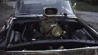 1964 Galaxie supercharged 390