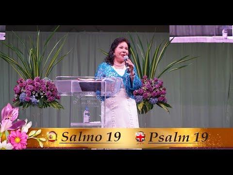 448 - Salmo 19 - Panamá - Hna María Luisa Piraquive - IDMJI