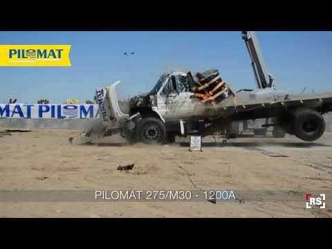 Bolardos PILOMAT K12   RSeguridad
