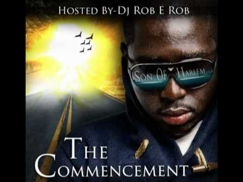 """TALK TO ME -THE COMMENCEMENT """" MIXTAPE BY @911SONNY AKA SON OF HARLEM"""