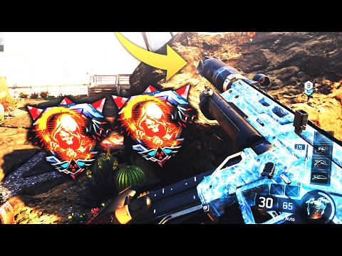 THIS SECERT ATTACHMENT GOT ME MY 1ST DOUBLE NUCLEAR in Black Ops 3...