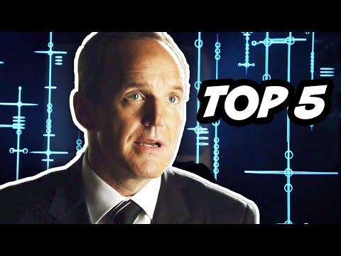 Agents Of SHIELD Season 2 Episode 2 - TOP 5 Marvel Easter Eggs